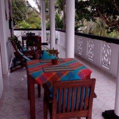 Отель White Bridge House & Resort Шри-Ланка, Берувела - отзывы, цены и фото номеров - забронировать отель White Bridge House & Resort онлайн балкон