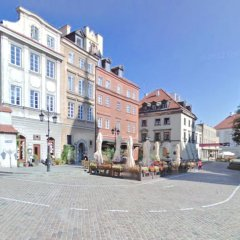 Отель AAA STAY Castle Square Old Town парковка