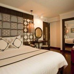 Church Boutique Hotel Hang Trong 3* Номер Делюкс разные типы кроватей фото 2