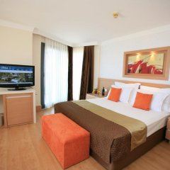 Limak Limra Hotel & Resort 5* Номер Эконом с различными типами кроватей фото 4