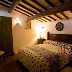 Отель Eremo Delle Grazie 3* Стандартный номер фото 9