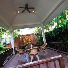 Отель Baan Anda балкон