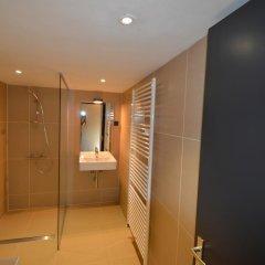 Отель Amosa Liège 3* Апартаменты с 2 отдельными кроватями фото 3
