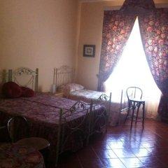 Отель La Dimora Dei 5 Sensi Понтеканьяно-Фаяно комната для гостей фото 5