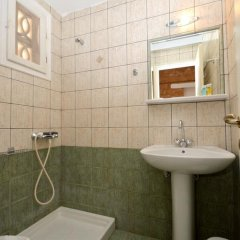 Galini Hotel Стандартный номер с различными типами кроватей фото 13
