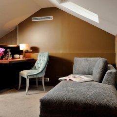 Отель Hôtel Baume 4* Люкс с различными типами кроватей фото 4