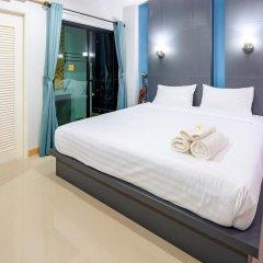 Отель Phoomjai House 3* Улучшенный номер с различными типами кроватей фото 3