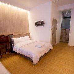 Отель Glur Bangkok Стандартный номер разные типы кроватей фото 40