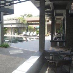 Отель Green View Village Resort 3* Стандартный номер с 2 отдельными кроватями фото 5