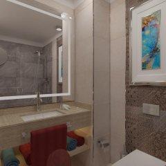 Отель Dream World Hill ванная