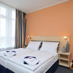 Hotel Juno 3* Стандартный номер с двуспальной кроватью фото 6