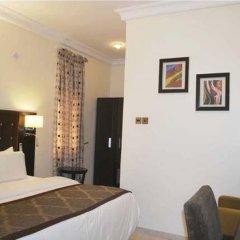 Отель Lakeem Suites Ikoyi комната для гостей фото 5