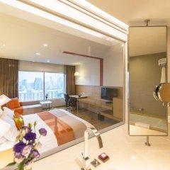 Pathumwan Princess Hotel 5* Стандартный номер с различными типами кроватей фото 12