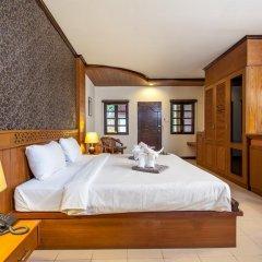 Отель Jang Resort 3* Номер Делюкс двуспальная кровать фото 11