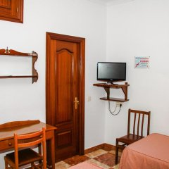 Отель Pension Numancia удобства в номере