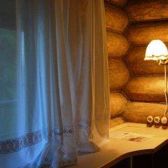 Гостиница Эко-парк Времена года Шале разные типы кроватей фото 7
