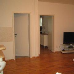 Апартаменты Friends Apartments Дюссельдорф комната для гостей фото 2