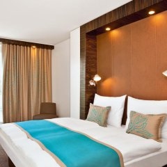 Отель Motel One Düsseldorf Hauptbahnhof 3* Стандартный номер с различными типами кроватей фото 3
