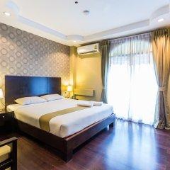 Отель Zing Resort & Spa 3* Номер Делюкс с различными типами кроватей фото 6