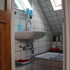 Отель Boerderij de Zalm ванная