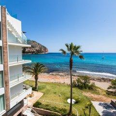 Отель Melbeach Hotel & Spa - Adults Only Испания, Каньямель - отзывы, цены и фото номеров - забронировать отель Melbeach Hotel & Spa - Adults Only онлайн пляж фото 2