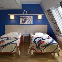 Отель Scandic Hakaniemi 3* Стандартный номер с 2 отдельными кроватями фото 6