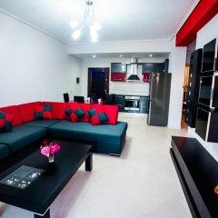 Отель Ionian Gateway Албания, Саранда - отзывы, цены и фото номеров - забронировать отель Ionian Gateway онлайн комната для гостей фото 3
