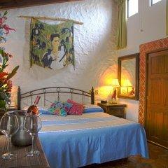 Quinta Don Jose Boutique Hotel 4* Номер Делюкс с различными типами кроватей фото 5