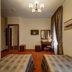 Мини-отель Соната на Невском 5 Номер Комфорт разные типы кроватей фото 21