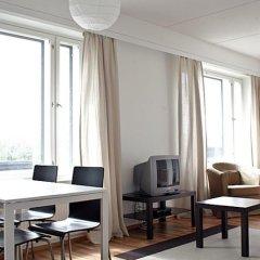 Отель Forenom Apartments Airport Финляндия, Вантаа - отзывы, цены и фото номеров - забронировать отель Forenom Apartments Airport онлайн комната для гостей фото 5