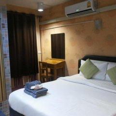 Decor Do Hostel Номер Делюкс с двуспальной кроватью