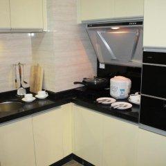 U Home Hotel - Foshan Junyu 3* Номер Делюкс с различными типами кроватей фото 5