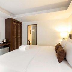 Отель New Patong Premier Resort 3* Улучшенный номер с двуспальной кроватью фото 6
