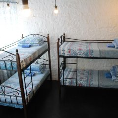 Хостел Trinity & Tours Кровать в мужском общем номере с двухъярусной кроватью фото 6