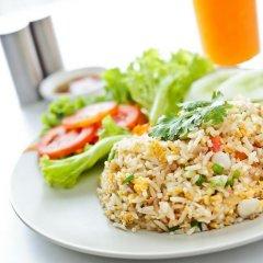 Отель Rangh Place питание фото 3