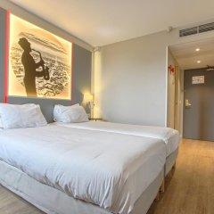 Отель Kyriad Paris Nord Porte de St Ouen 3* Стандартный номер с различными типами кроватей фото 4