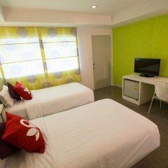 Отель ZEN Rooms Naklua комната для гостей фото 2