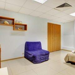 Мини-Отель Брусника Стандартный номер с двуспальной кроватью фото 17