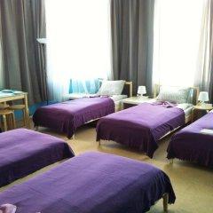 Хостел Гости Номер категории Эконом с различными типами кроватей
