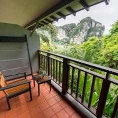 Отель Krabi Cha-da Resort 4* Номер Делюкс с различными типами кроватей фото 6