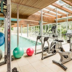 Classic Hotel Meranerhof Меран фитнесс-зал