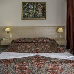 Tylissos Beach Hotel 4* Стандартный номер с различными типами кроватей фото 6