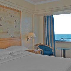 Sheraton Montazah Hotel 5* Стандартный номер с различными типами кроватей фото 3