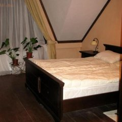 Гостиница Гнездо Голубки Люкс с 2 отдельными кроватями фото 14