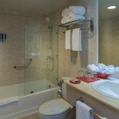 Отель Occidental Caribe - All Inclusive 3* Стандартный номер с различными типами кроватей фото 4