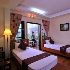 Sapa Eden Hotel 2* Улучшенный номер с различными типами кроватей фото 3