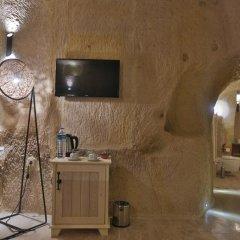 Acropolis Cave Suite Турция, Ургуп - отзывы, цены и фото номеров - забронировать отель Acropolis Cave Suite онлайн удобства в номере фото 2