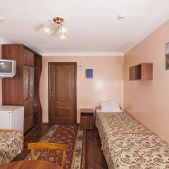 Гостиница Волжанка Кровать в общем номере с двухъярусной кроватью фото 4