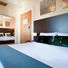 Hotel DAH - Dom Afonso Henriques 2* Стандартный семейный номер с двуспальной кроватью фото 3