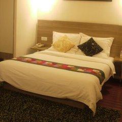 Sotel Inn Hotel Guangzhou Shang Xia Jiu 2* Стандартный номер с различными типами кроватей фото 3